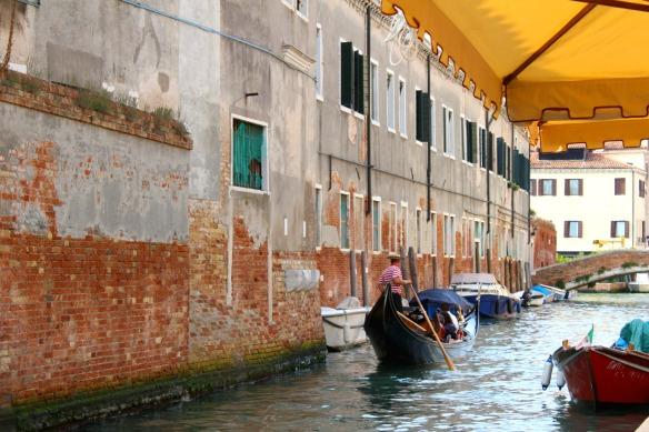 Venedig - Gondel