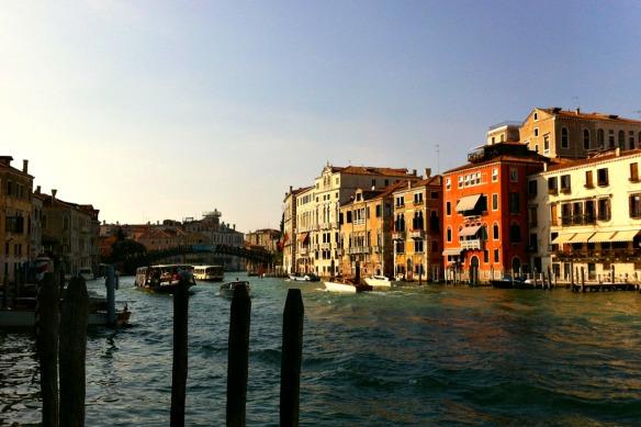 Venedig - Peggy Terr
