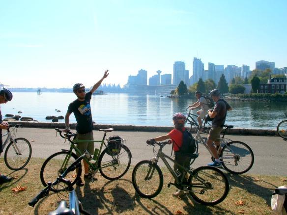 vancouver 3 - fahrradtour stanley park