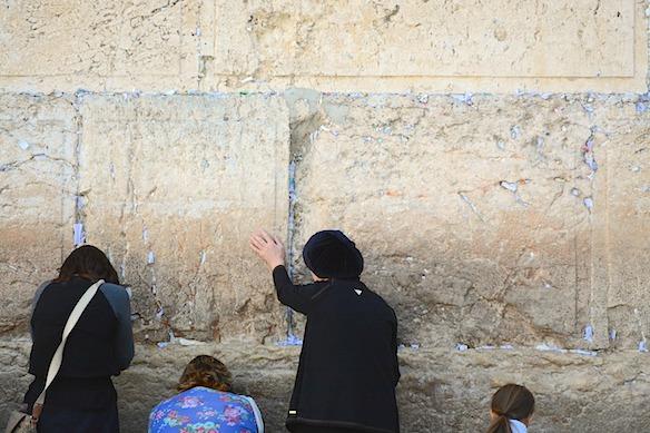 B3 Israel - Klagemauer