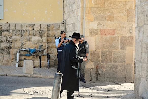 B6 Israel - Alltag in Jerusalem
