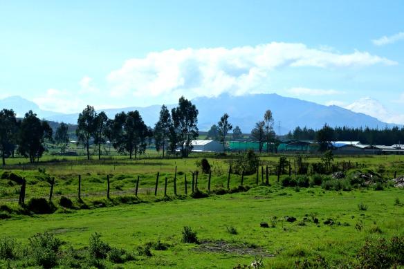 Cotopaxi in Ecuador