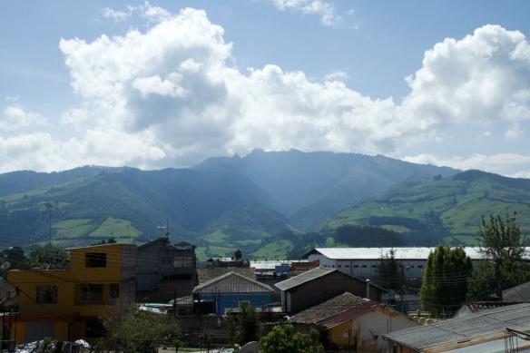 Dort in Ecuador