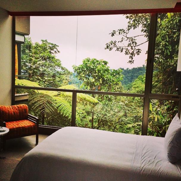 Ecuador - Machpi Lodge im Nebelwald