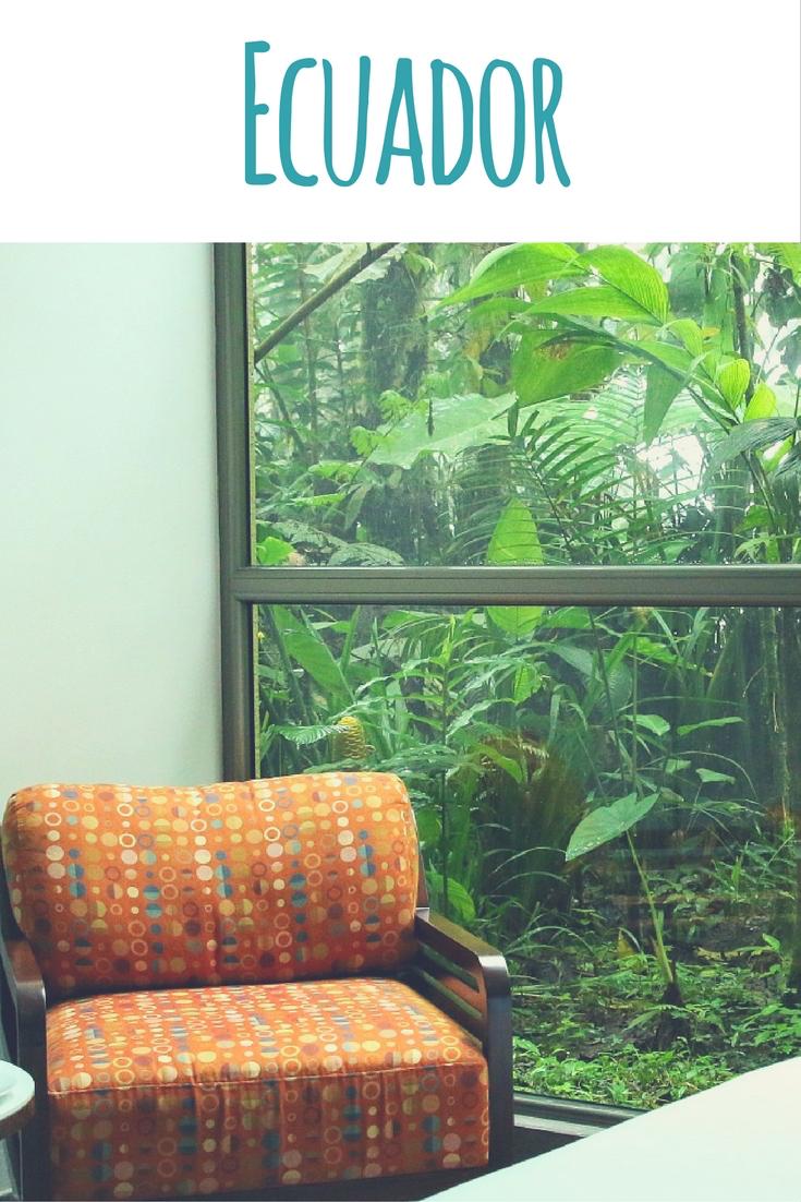 Geheimtipp Luxushotel: Mashpi Dschungel Lodge in Ecuador