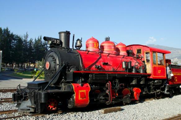 Ecuador - Tren de los Volcanes