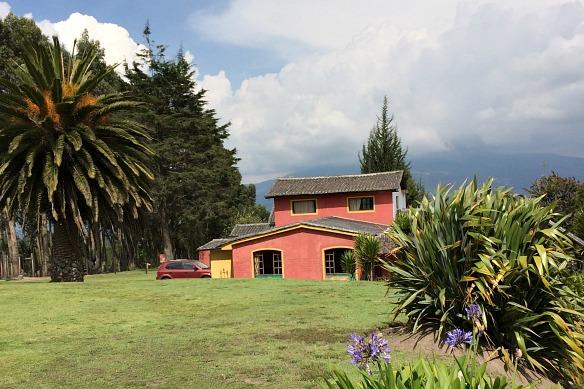 Farm bei Machachi