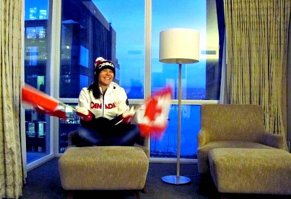 Kanada - Reise nach Vancouver - Caren