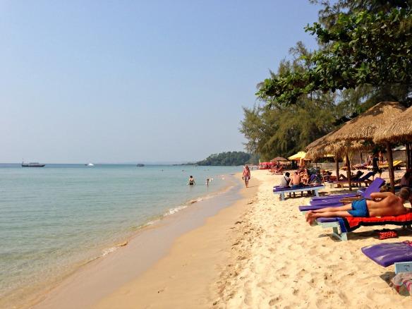 Reiseland Kambodscha 1