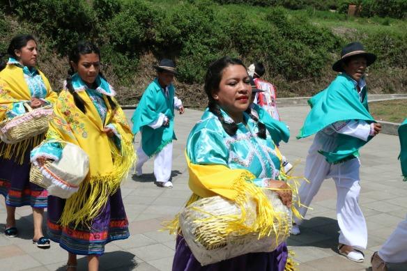 Tanz in Ecuador