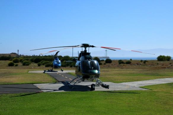 1 Hubschrauber Rundflug Kapstadt - Helikopter