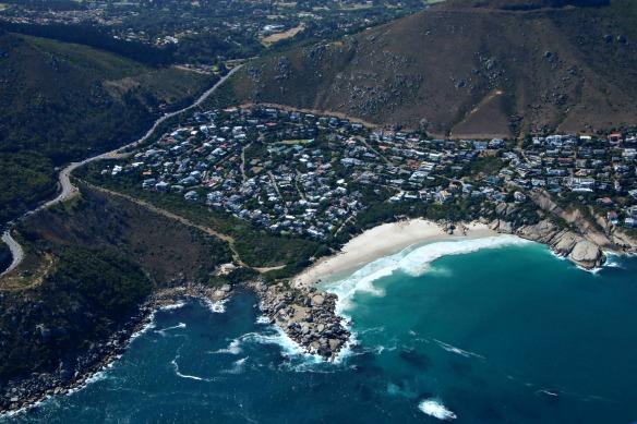 2 Hubschrauber Rundflug Kapstadt - Bucht