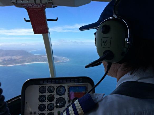 2 Hubschrauber Rundflug Kapstadt