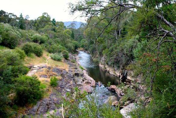 Australien - Ovens River