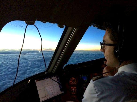Condor Direktflug nach Südafrika