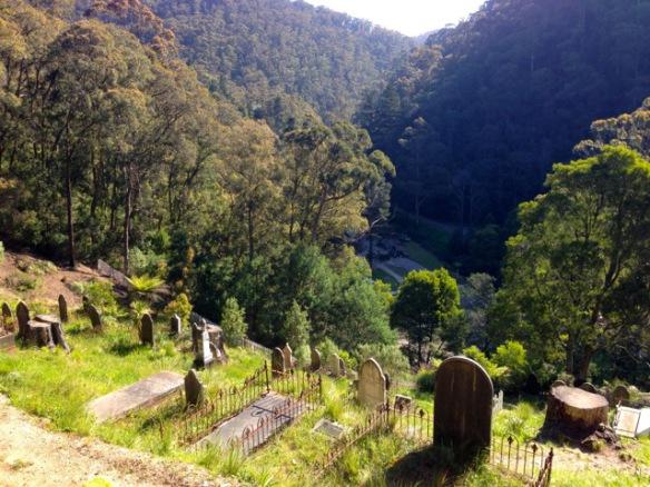 Friedhof - Walhalla - Australien