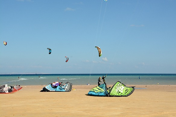 Kitesurfer Alternative