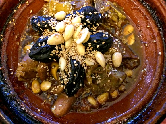 Marokko - Tajine Eintopf