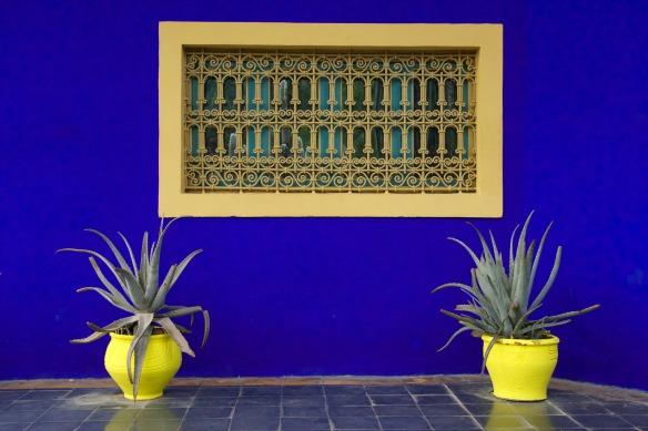 Marrakesch - Jardin Majorelle 2