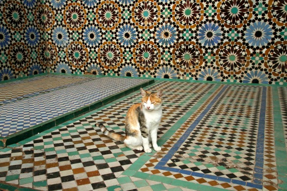 Marrakesch - Saadier Gräber 2