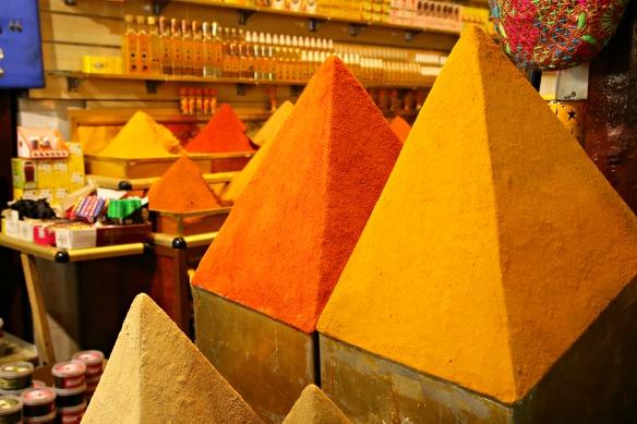 Marrakesch - Souks - Gewürze
