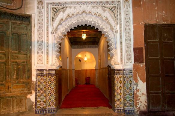 Marrakesch - Tür