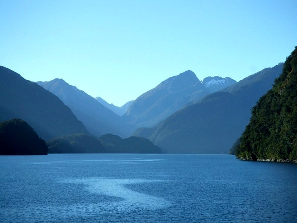 Neuseeland - Doubtful Sound 2