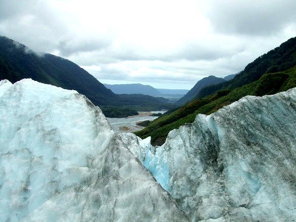 Neuseeland - Franz Josef Gletscher 2