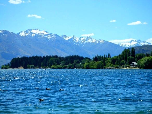 Neuseeland - Lake Wanaka