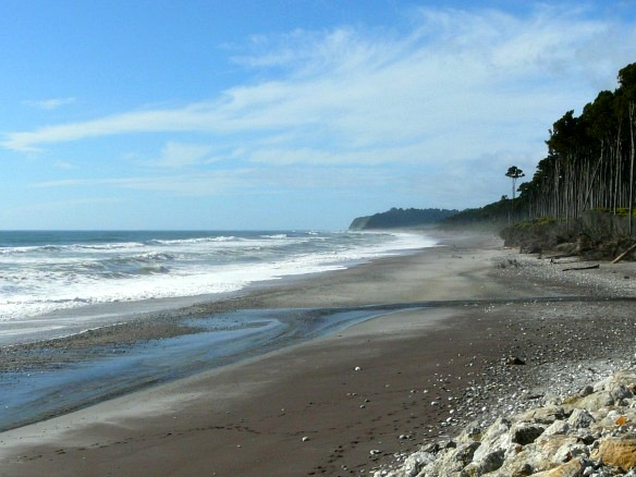 Neuseeland - Strand