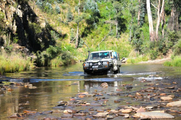 Offroad - Walhalla - Australien