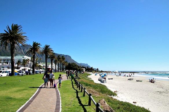 Südafrika - Camps Bay in Kapstadt