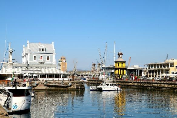 Südafrika - Kapstadt Waterfront