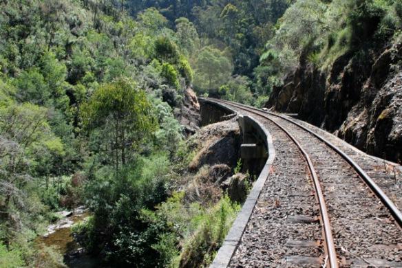 Zug - Walhalla - Australien