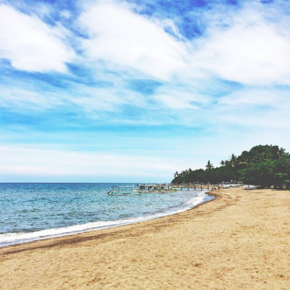 Bali Indonesien Lovina Beach