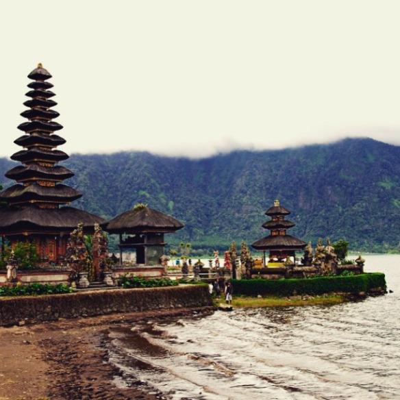 Bali Indonesien Tempel