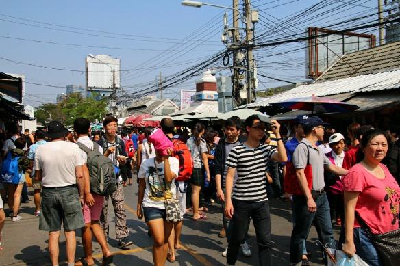 Bangkok - Chatuchak Market