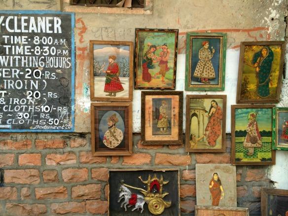 Bilder in Indien