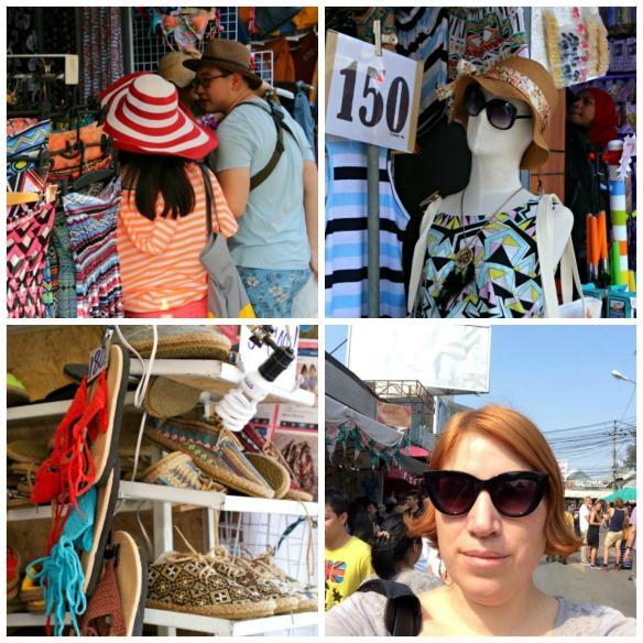 Chatuchak Market - Collage 1