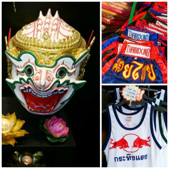 Chatuchak Market - Collage 2