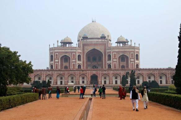 Humayun Tomb in Delhi Indien