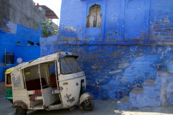 Jodhpur - Blaue Stadt in Indien