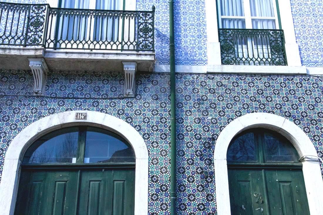 Haus in Lissabon