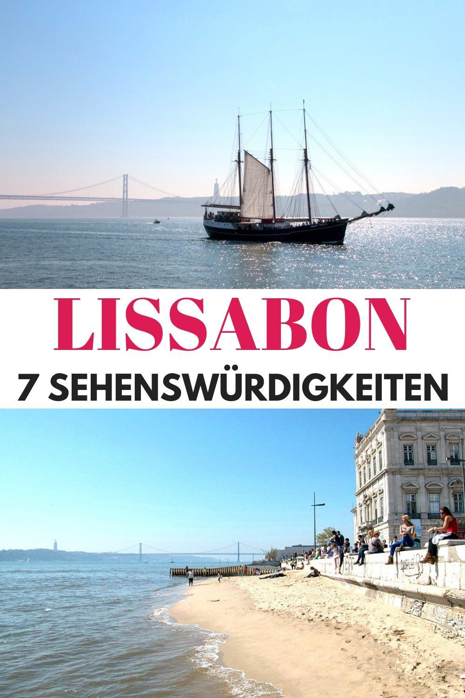 Die besten Lissabon Tipps: Die Top 7 Sehenswürdigkeiten der Hauptstadt von Portugal für eure Lissabon Reise. Euer Lissabon Guide mit Highlights plus Lissabon Bilder: ob Tram 28E, Torre de Belem oder Lissabon Essen. #Lissabon #Portugal