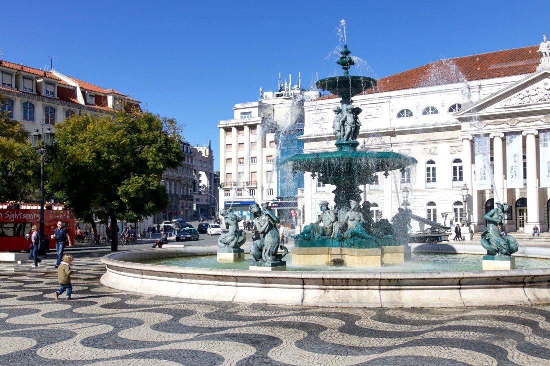 Reiseziel Lissabon