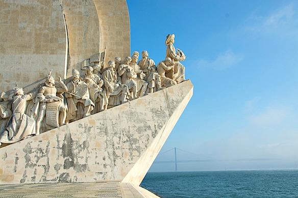 B4 Lissabon Turm von Belem
