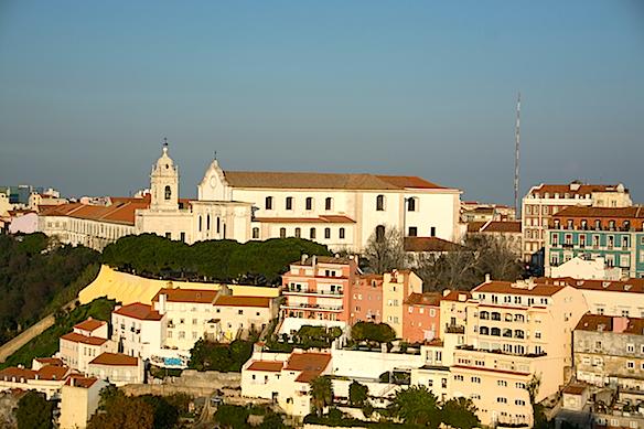 B5 Lissabon Santa Luzia