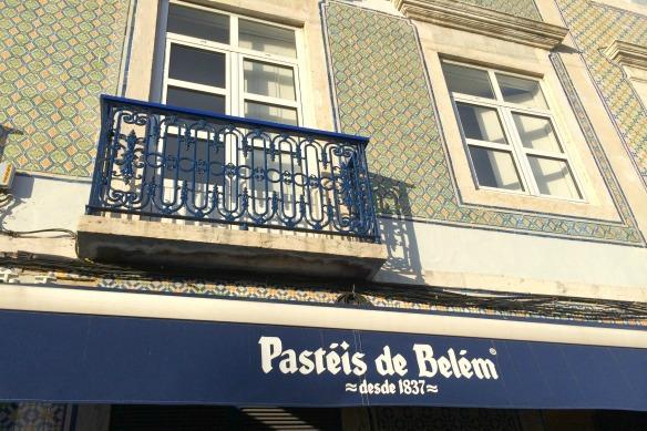 Casa Pasteis de Belem in Lissabon