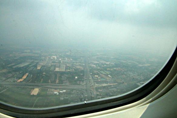 Condor Business Class - Abflug Bangkok