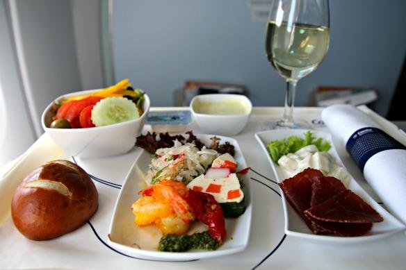 Condor Business Class ausprobiert - Reiseblog Travel on Toast